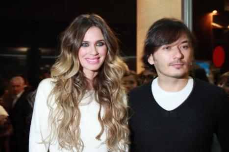 Vanessa Romero y Alberto Caballero